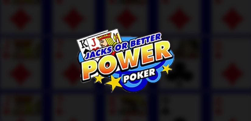Jacks or Better Power Poker Review