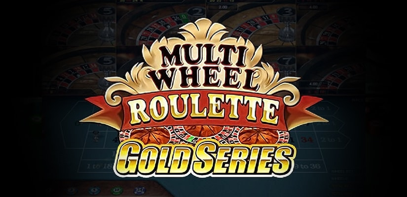 Multi Wheel Roulette Gold Review